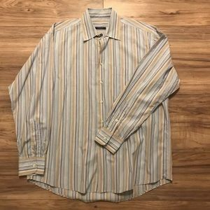 Men's Burberry dress shirt